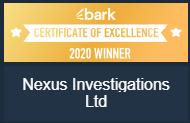 New bark winner logo